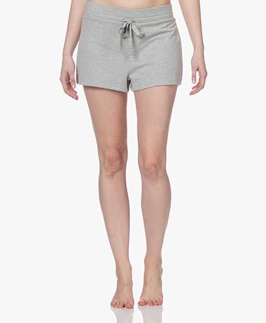 Calvin Klein Reconsidered Comfort Short - Grijs Mêlee