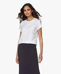 Filippa K Edna Organic Cotton T-shirt - White