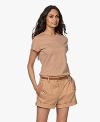 Filippa K Edna Organic Cotton T-shirt - Maplewood