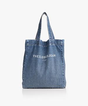 Closed Denim Shopper - Blauw