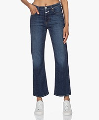 Closed Baylin Cropped Flared Jeans - Donkerblauw