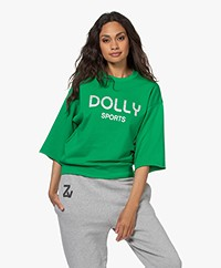 Dolly Sports Team Dolly Shortsleeve Sweater - Green