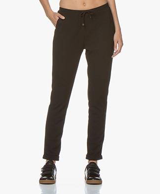 Josephine & Co Goran Crepe Jersey Pants - Black