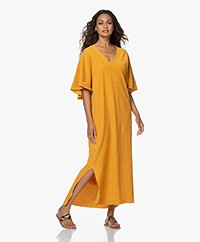 Speezys Amsterdam Kaftan No.1 - Ochre Yellow