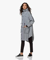 Maium 2-in-1 Parka Lightweight Raincoat - Reflective Grey