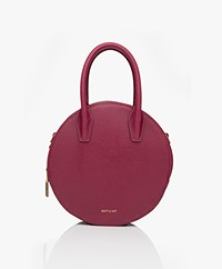 Matt & Nat Kate Small Vintage Shoulder/Cross-body Bag - Garnet