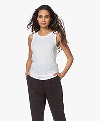 Closed Modal Jersey Tanktop - Wit
