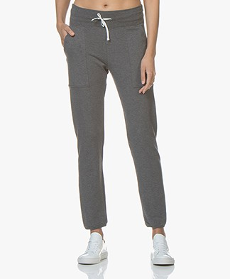 Filippa K Soft Sport Light Jogger Sweatpants - Grey Melange