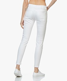 Drykorn Need Lyocell Skinny Jeans - White