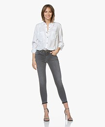 Closed Baker Slim-fit Stretch Jeans - Grey