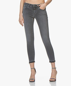 Closed Baker Slim-fit Stretch Jeans - Grijs