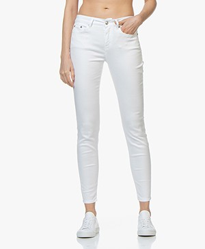 Drykorn Need Lyocell Skinny Jeans - Wit