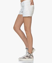 Zadig & Voltaire Bays Denim Shorts - Judo