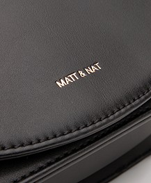 Matt & Nat Calla Loom Cross-body Bag - Black