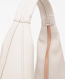 Matt & Nat Maikki Loom Hobo Shoulder Bag - Stone