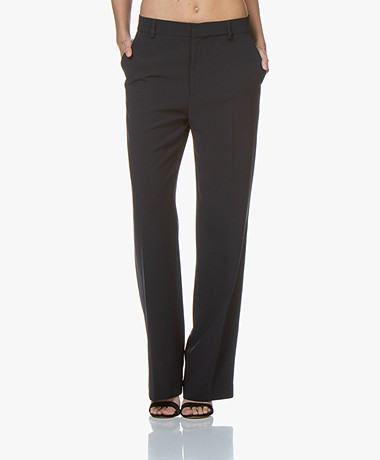 Filippa K Hutton Pants - Navy