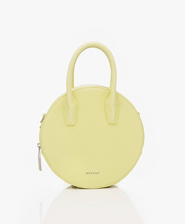 Matt & Nat Kate Mini Vintage Cross-body Tas - Cactus