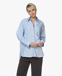 Filippa K Sammy Shirt - Light Blue