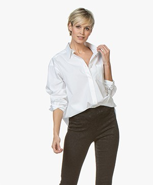 Filippa K Sammy Blouse - Wit