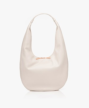 Matt & Nat Maikki Loom Hobo Shoulder Bag - Stone