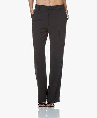 Filippa K Hutton Trousers - Navy