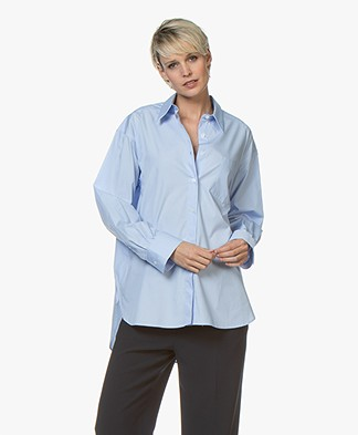 Filippa K Sammy Shirt - Lt. Blue