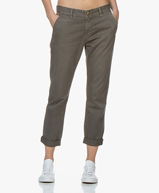 Current/Elliott The Buddy Chinos - Pewter