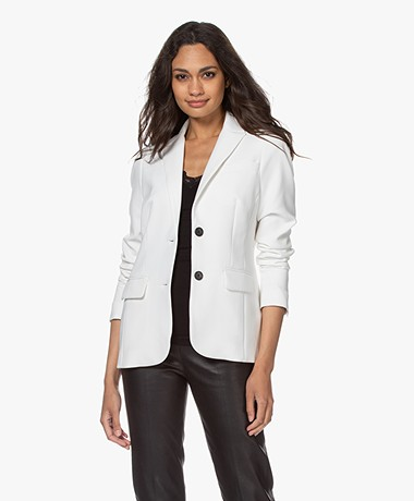 Woman by Earn Odette Tailored Blazer - Off-white