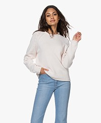 Filippa K Dahlia Wool-Cashmere Sweater - Faded Pink