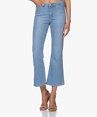 Filippa K Hally Flared Jean - Light Blue