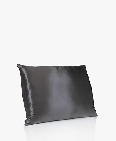slip™ Mulberry Zijden Kussensloop - Charcoal