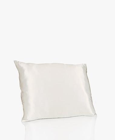 slip™ Mulberry Silk Pillowcase - Off-white