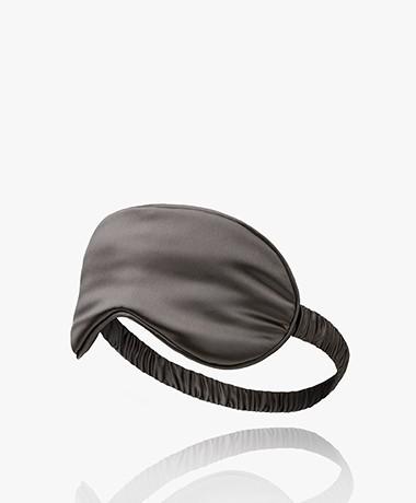 slip™ Mulberry Zijden Slaapmasker - Charcoal