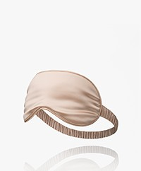 slip Mulberry Silk Sleep Mask - Caramel