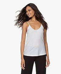 Skin Pima Cotton Jersey Camisole - White