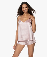By Dariia Day Mulberry Zijden Camisole - Blush Pink