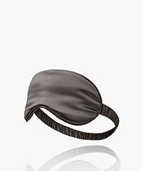 slip Mulberry Silk Sleep Mask - Charcoal