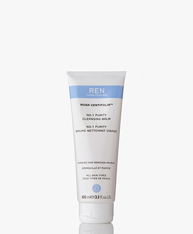 REN Clean Skincare Rosa Centifolia No.1 Purity Cleansing Balm