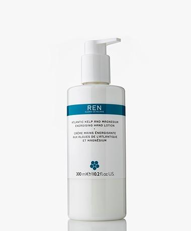 REN Clean Skincare Atlantic Kelp and Magnesium Hand Lotion - 300ml