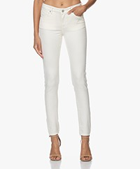 Repeat Skinny Stretch Jeans - Cream