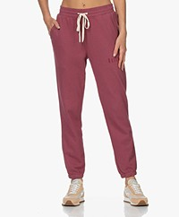 Rails Kingston French Terry Sweatpants - Cranberry