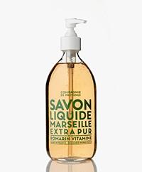 Compagnie de Provence 500ml Marseille Soap - Rosemary