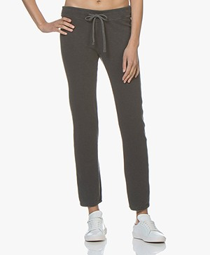James Perse Genie Sweatpants - Carbon