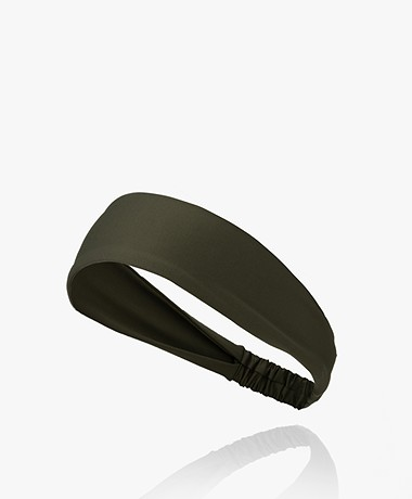 Norba Ballet Soft Stretch Haarband - Army