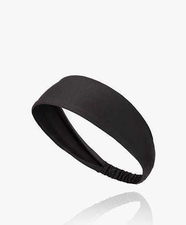 Norba Ballet Soft Stretch Haarband - Zwart