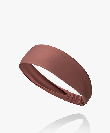 Norba Ballet Soft Stretch Haarband - Rosewood