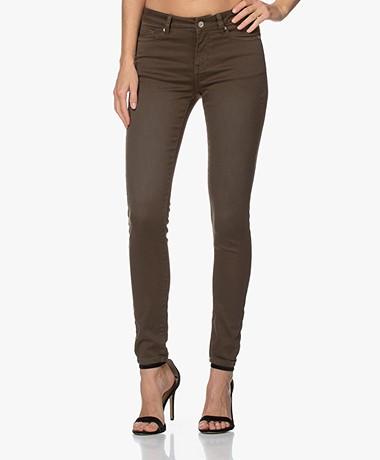 Repeat Skinny Stretch Jeans - Kaki