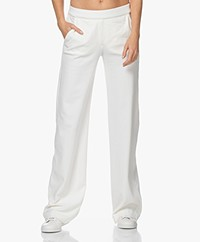 Majestic Filatures Corduroy Jersey Pants - Milk