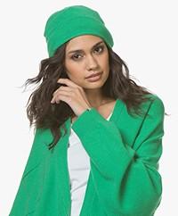 extreme cashmere N°34 Bon Cashmere Bonnet - Pom