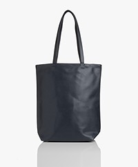 Monk & Anna Merian Vegan Tote Bag - Midnight Blue